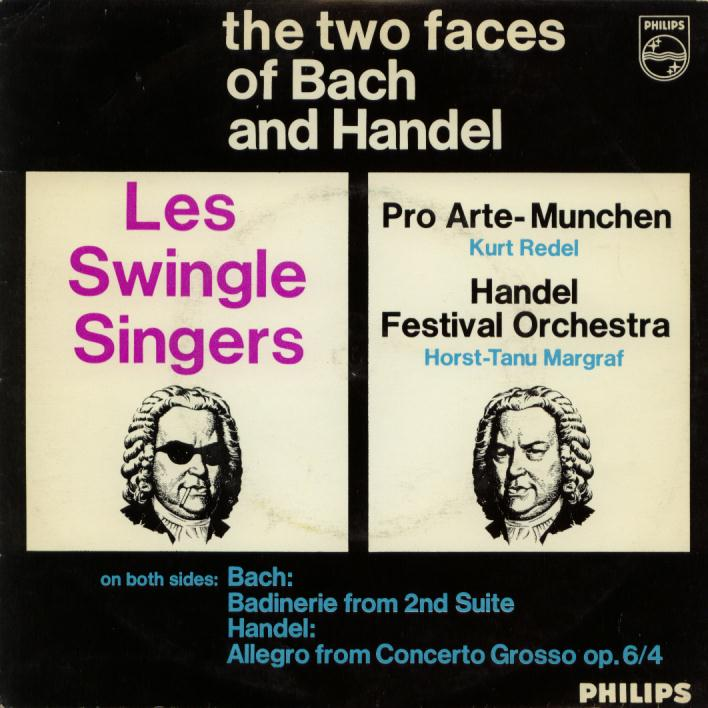 compare the lives and works of bach and handel essay Options menu: forum compare and contrast the lives and music of js bach and handel.