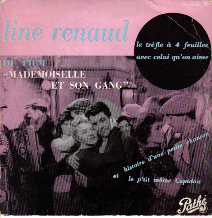 disques vinyl 45 tours fran ais de colette renard rika zara. Black Bedroom Furniture Sets. Home Design Ideas