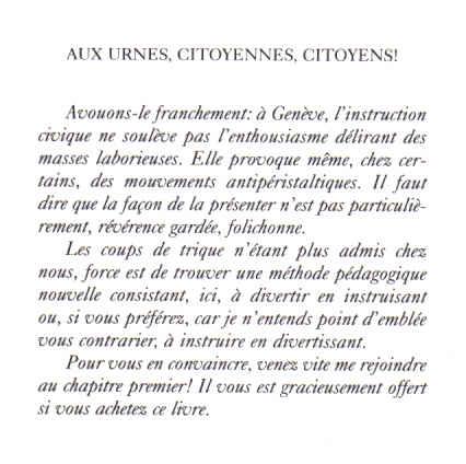 Le bal des eunuques. De l'impuissance parlementaire à Genève et en Suisse - Renaud Gautier,Pascal Praplan